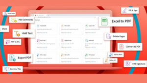 Adobe Acrobat Adds Multiple Useful Tools for PDFs on Web; Users Can Now Add Passwords, Merge or Split Files