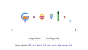 Google Doodle Urges People to 'Wear Mask' as Prevention Against COVID-19