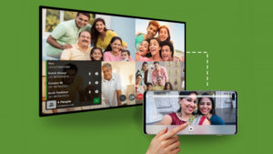 Jio Fiber Users Can Now Make Video Calls from TV Using Their Android Smartphone, iPhone Camera