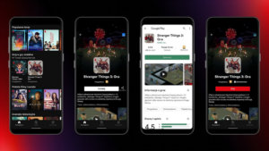 Netflix Gaming Foray Begins With Two Stranger Things Games on Its Android App in Poland