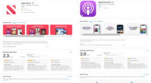 Apple Now Lets You Rate and Review Built-in iOS Apps on App Store