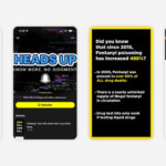 Snapchat's New Tool to Educate Users on Drug Dangers Following Fentanyl Deaths in US